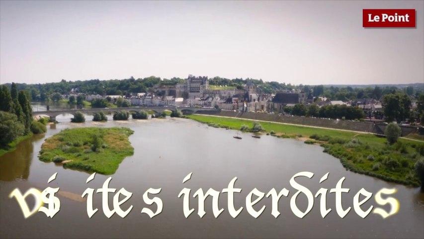 Visite interdite du château d'Amboise #2 : la tour cavalière Heurtault, unique en Europe.