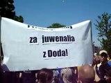 Juwenalia 2008 Wrocław - Studenci przepraszaja za DODE.