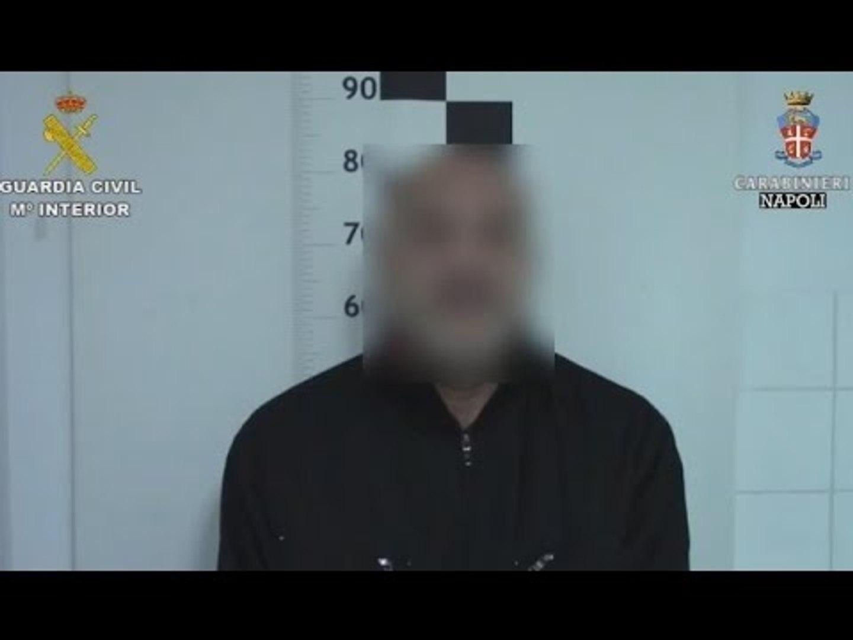 Napoli - Traffico di droga, il latitante Carlo Leone arrestato in Spagna -live- (10.04.15)