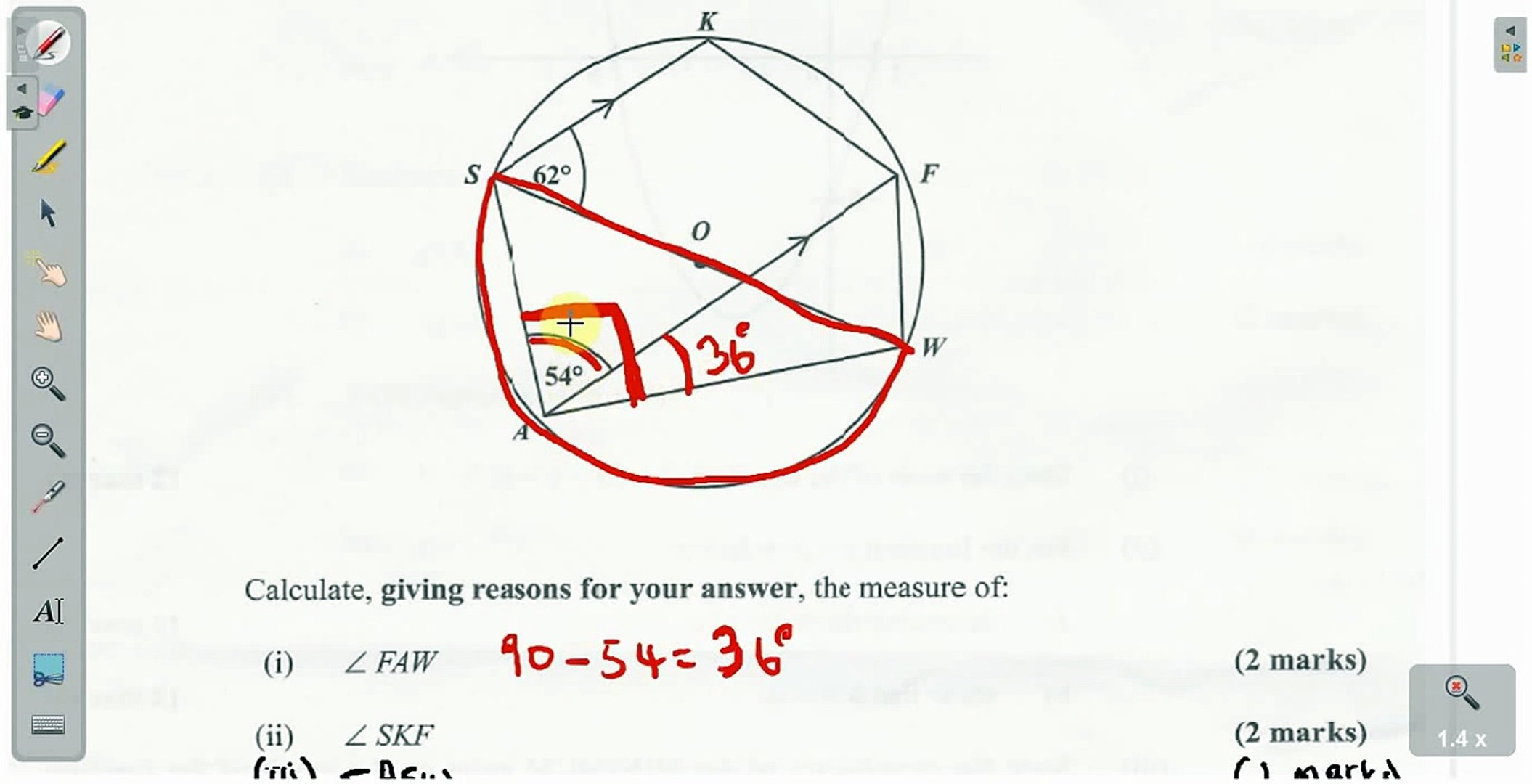 CSEC CXC Maths Past Paper 2 Question 10a January 2014 Exam Solutions  ACT  Math, SAT Math,
