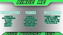 Binge Recruitment challenge .1k  #binge.1k