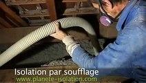 isolation maison isolation combles et grenier - specialiste isolation ouate de cellulose 03