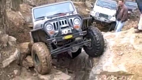 Windrock jeeps