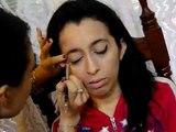 Maquillaje Amy Winehouse / Make up Amy Winehouse