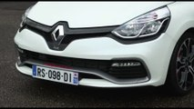 The limited-edition Renault Clio R.S. 220 EDC Trophy Preview Trailer