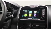 The limited-edition Renault Clio R.S. 220 EDC Trophy Interior Design Trailer