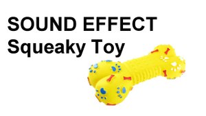 Squeaky Toy Sound Effect