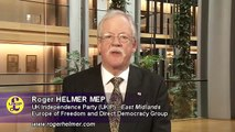 Scottish independence requires full-hearted consent of the people - Roger Helmer MEP