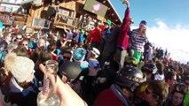 Val Thorens Snowboarding 2015