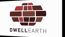 Compressed Earth Block - Dwell Earth Designed - V Lock Block - Interlocking Compressed Earth Block