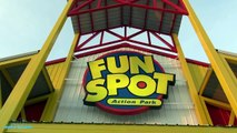 White Lightning On-ride Front Seat (HD POV) Fun Spot America Orlando