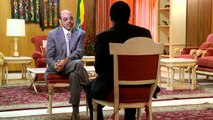Interview with Prime Minister Meles Zenawi - 2 of 4