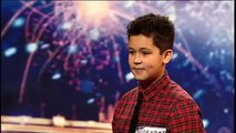 Shaheen Jafargholi : Britain Got Talent 2009