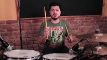 Como tocar la bateria // Curso para principiantes - Como tocar 16avos
