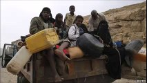 Yemeni Civilians 'struggle to flee' Saada airstrikes