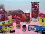 Controle de pragas domesticas