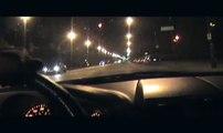 Nissan Skyline GT-R R33 CRASHED INTO MCDONALDS