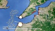 Çanakkale Günlükleri - 4. Bölüm   İlk Bombardıman - Seddülbahir Kalesi   Belgesel