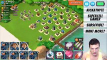 Boom Beach Gameplay - Just Tanks! Tanks! Tanks!