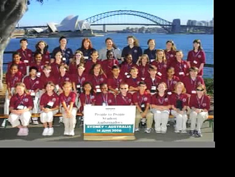 People to People 2006: Australia