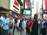 Black Supremacist Hebrew Israelites in New York City FLIP OUT (Mirror)