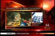 Desaparicion De Diego Fernandez De Cevallos Ricardo Najera Vocero PGR MILENIO NOTICIAS