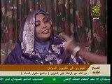 لقاء ليلى المغربى مع محمد الفيتورى