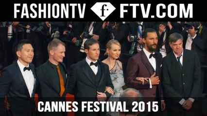 Cannes Film Festival 2015 - Day Four pt. 3 | FashionTV