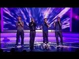 JLS (Jack the Lads Swing) - I'll Make Love To You