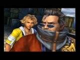 Final Fantasy X Conversation between Auron and Tidus