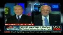 "GOP's Ed Rollins Unloads on Sarah Palin: ""I Knew Ronald Reagan; You're No Reagan"""