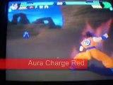 "Tenkaichi 3: ""Kaioken Glitch"" Aura Charge Video"
