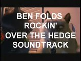 BEN FOLDS GOES OVER THE HEDGE