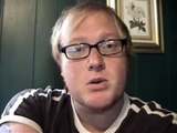 Jamie Rowe - Video Blog #23- Better Late Than Never