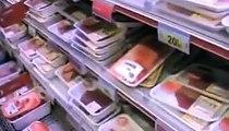 Barquette de Viande Humaine   Human Meat for sale ..