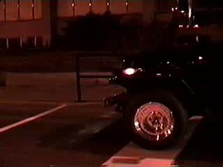 Jeep Wheelie