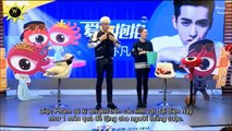 【VietSub】【04.01.2015】《Sina Idol Hug 》- Wu YiFan (Kris Wu)