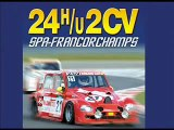 2cv Spa-Francorchamps
