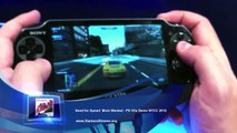 Need for Speed: Most Wanted - PS Vita Demo NYCC 2012