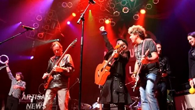 BEACH BOYS, PINK FLOYD, AC/DC, YES MEMBERS ROCK FANTASY CAMP