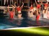 Ballet Aquatique (Ballet acuático) @ Melia Cohiba (Cuba - Havane) - Congas
