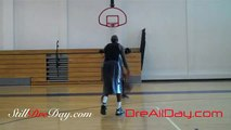 Dre Baldwin: 1-On-1 Game Clip #174 | Windshield Dribble Pullup Jumper | 2-Guard Scoring Moves