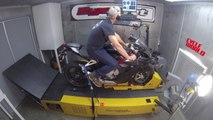 DYNO RUN VIDEO: MV Agusta F3 800