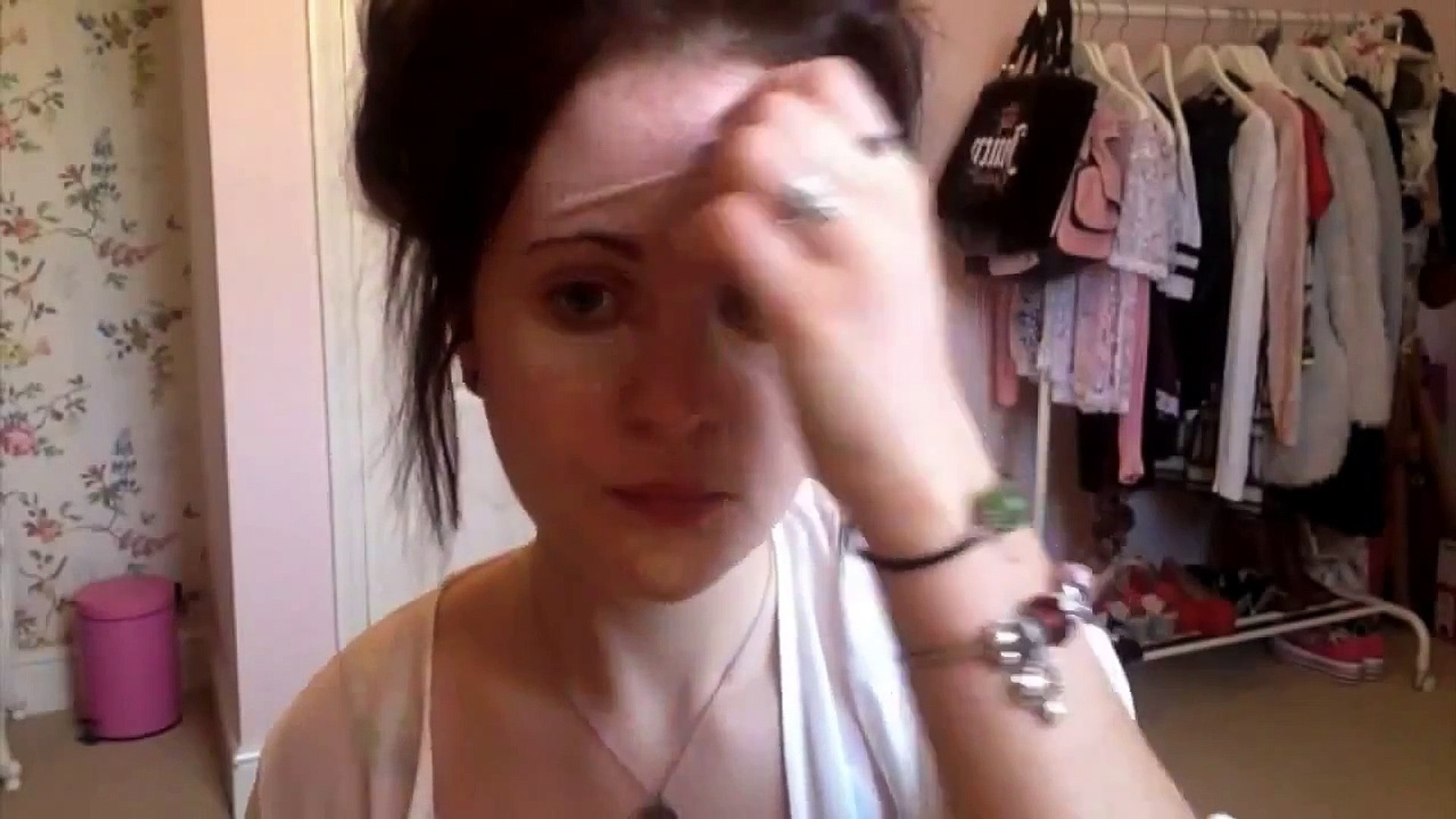 Daily Makeup Routine Compilation at Home Natural Look 2015