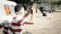 Dareyes de la Sierra Ft Voz de Mando - Sangre Guerrera | Video Oficial 2012 |