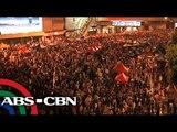 Ilang Pinoy sumali sa protesta sa Hong Kong