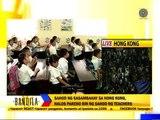 Teachers working as maids in Hong Kong get help