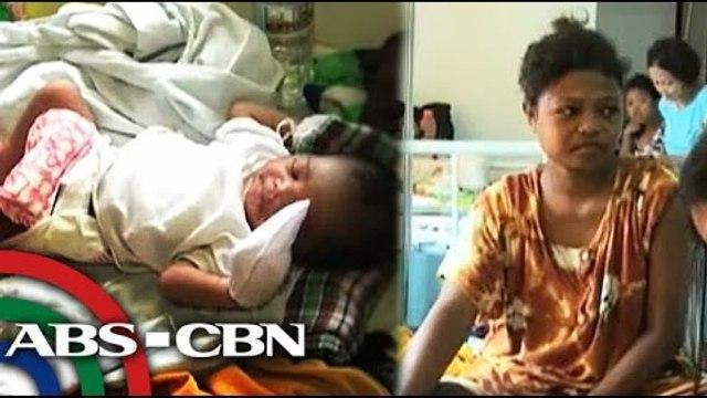402 buntis nasa evacuation centers sa Albay