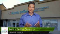 Artistic Smiles Dentistry Orange         Exceptional         5 Star Review by Francesca