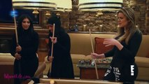 Kim Kardashian Accuses Khloe Of Being A Lesbian - KUWTK Preview